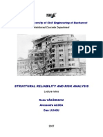 Structural reliability and risk analysis