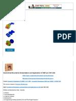 Geometrical Boundaries, per. ISO 1101