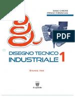 Disegno Tecnico Industriale Emilio Chirone Stefano Tornincasa Vol 1 2014