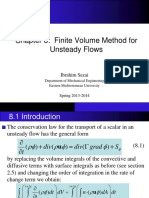 Finite Volume Data Presentation