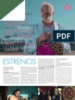 Boletín 504 de la Cinemateca Uruguaya