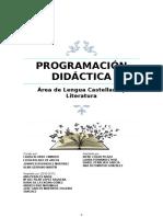 Programación Lengua 2016