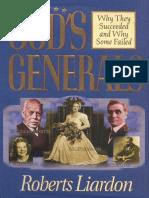 God's Generals - Roberts Liardon