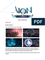 AION Patch Notes 110916