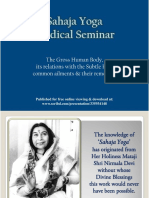 Medical Presentation for Sahaja Yogies