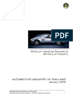 En AutomotiveIndustryinThailandJune2006