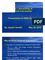 2010 as 30 - Financial Instruments - Wirc