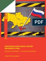 Anatomia Rosyjskiej Wojny Informacyjnej