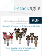 Agile Team Organisation_ Squads, Chapters, Tribes and Guilds - Full-stack Agile