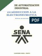 Vol. 0 Introducción a la Electroneumática - Manual de Estudio