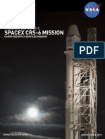 Spacex Nasa Crs-6 Presskit