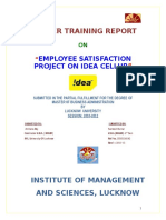 71767392-Employee-Satisfaction-Project-on-Idea-Cellur.doc