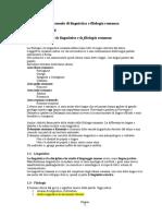 Filologia Romanza - Renzi Andreose Doc