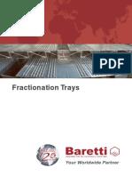 Baretti Tray brouchere
