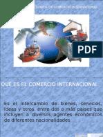 Aspectos Introductorios de Comercio Internacional