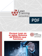 Historia Del Lean Management - Lean Training Chile