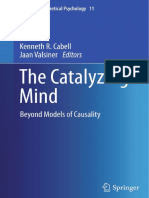 (Annals of Theoretical Psychology (Springer (Firm))) Cabell, Kenneth R._ Valsiner, Jaan-The Catalyzing Mind _ Beyond Models of Causality-Springer (2014)