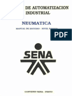 Vol. 3 Neumática - Manual de Estudio Nivel Básico