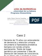 FORMULACIÓN DE ANTIBIOTICOS. NIVEL 2.