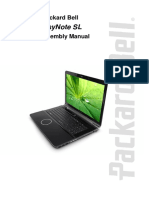 EasyNote SL Disassembly Manual