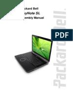 EasyNote SL Disassembly Manual