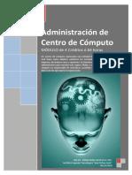 ADMINISTRACI+ôN DE CENTRO DE C+ôMPUTO