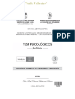 Test Psicologicos by Luis Vallester