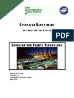 Desalination Plants Technology-51108