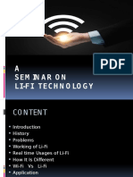 LIFI technology