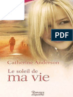 Catherine Anderson - Le Soleil de Ma Vie