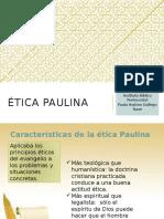 Ética Paulina