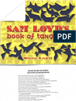 Sam Loyd s Book of Tangrams