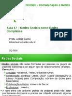 CR Aula17 Redes Sociais