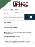 Anibal Santillan. Programa Forense III