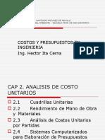 2 Costos y Presupuestos - Ing Sanit[1]