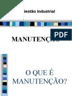 Manutenção Industrial