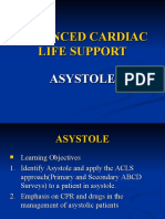 ACLS-ASYSTOLE