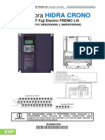 DC82501P01 - CRONO - VVVF FE FrenicLift - Manual Configuracion - r1 - Es