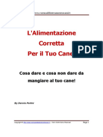 Dennis Pertini - L'Alimentazione Corretta Per Il Tuo Cane