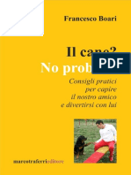 Il Cane? No Problem - Francesco Boari