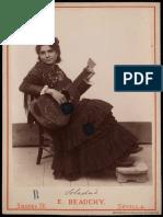 Soledad. Mujer con guitarra