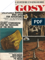 """MYSTERIOUS """"MONUMENTS"""" ON THE MOON, by Ivan T. Sanderson"""