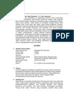 Silabus Pengantar Ilmu Ekonomi Oyong Lisa 1