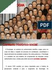 SLIDES SOBRE O SURGIMENTO DA SOCIOLOGIA para o paulo VI odf.odp