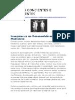 MÉDIUNS CONCIENTES E INCONCIENTES.docx