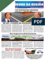 JORNAL TRIBUNA DA REGIÃO - o plenário da gente! versão impressa
