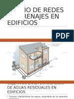 Diseño de Redes de Drenajes en Edificios