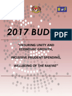 Touch Points Budget 2017