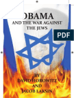 Obama and the War Against Jews