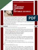Septimius Severus in Caledonia